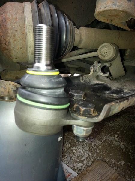 Nissan Leaf Forum >> [Laguna II] Remplacement rotule de suspension [Réglé] -P0 ...